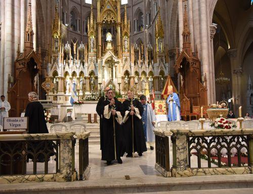 Peregrinación Latinoamericana SMOM de Enfermos al Santuario de Luján