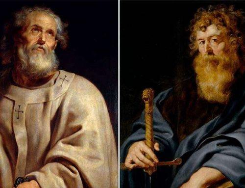 Festividad de San Pedro y San Pablo – Día del Pontífice