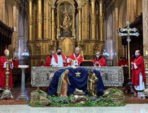 Misa y Jornada de Ayuno y Oración por la vida naciente
