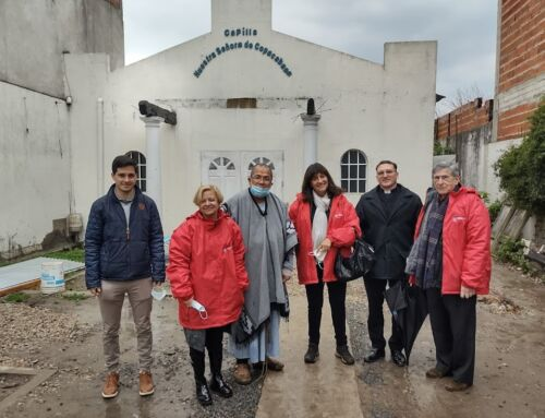 Visita a las Parroquias de la Arquidiócesis de La Plata