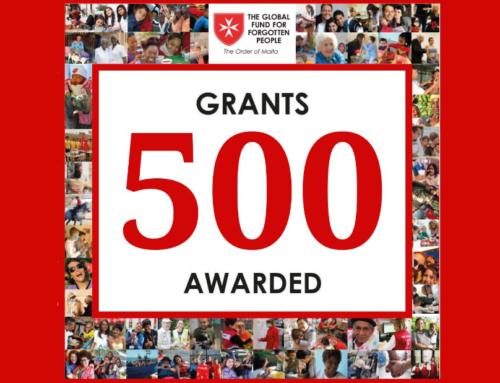 """Global Fund For Forgotten People: Nueva donación para la II Campaña """"La Orden Quiere Ser Pan"""""""